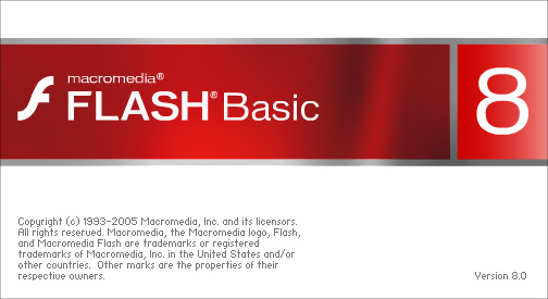 Flash Basic 8